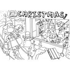 Poster Christmas